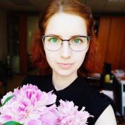Услуги глажки в Томске, Анастасия, 23 года
