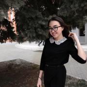 Элина Кашкенова, г. Астрахань