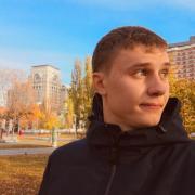 Студийные фотосессии в Томске, Константин, 25 лет
