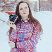 Фотосессии с животными в Саратове, Александра, 24 года