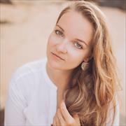 Мультяшный портрет на заказ, Анна, 34 года