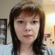 Женские стрижки, Лилия, 48 лет