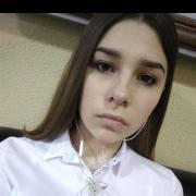 Съёмка с квадрокоптера в Новосибирске, Елена, 20 лет