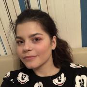 Татуировки в Новосибирске, Дарья, 21 год