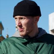 Курьерская служба в Новосибирске, Даниил, 27 лет