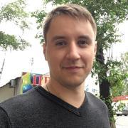 Доставка еды в Томске, Алексей, 33 года