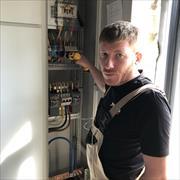 Прокладка силового кабеля, Денис, 30 лет