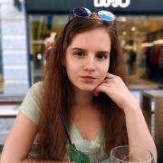 Оформление канала Twitch, Алина, 20 лет