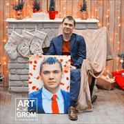 Нанять услуги художника-карикатуриста, Виталий, 29 лет