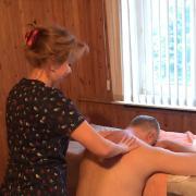 Скульптурный массаж тела, Елена, 41 год