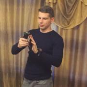 Парикмахеры в Красноярске, Сергей, 24 года