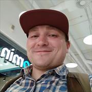 Визовый курьер, Сергей, 33 года