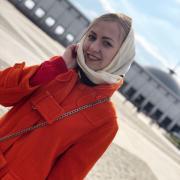 Няни-сопровождающие, Вероника, 24 года