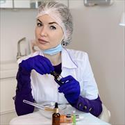 Восковая эпиляция лица, Наталья, 37 лет