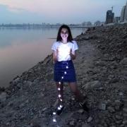 Курьер на 1 неделю в Хабаровске, Елизавета, 22 года