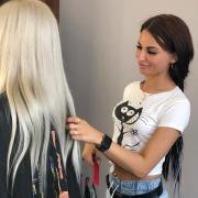 Выпрямление волос надолго в Набережных Челнах, Алина, 31 год