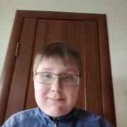 Услуги промоутеров в Томске, Антон, 21 год