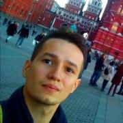Оцифровка диапозитивов в Челябинске, Сергей, 27 лет