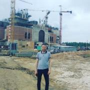 Строительство бань 6х9, Роман, 32 года