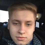 Курьер на месяц в Самаре, Дмитрий, 21 год