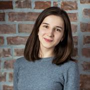Выполнение контрольных на заказ, Анастасия, 21 год