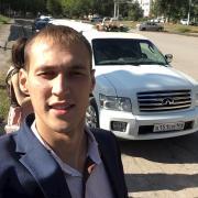 Химчистка авто в Саратове, Антон, 27 лет