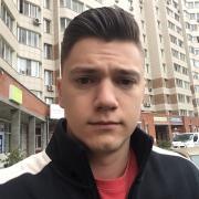 Парсинг ВК, Артем, 24 года