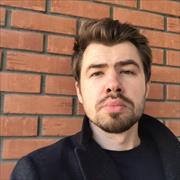 Озвучка текста, Дмитрий, 32 года