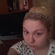 Чеканка, Оксана, 33 года