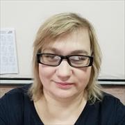 Обучение имиджелогии в Барнауле, Любовь, 43 года