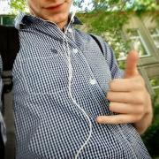Услуги стирки в Новосибирске, Илья, 23 года