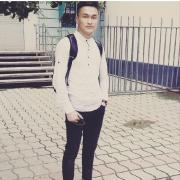 Мойка фасадов, Фархад, 26 лет