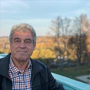 Автоинструкторы недорого, Анатолий, 66 лет