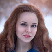 Портрет по фотографии на заказ, Алёна, 27 лет