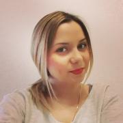 Пирсинг носа в Саратове, Анна, 25 лет