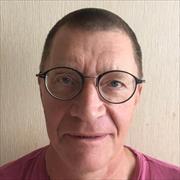 Профориентация в Иркутске, Евгений, 67 лет