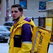 Служба курьерской доставки в Ульяновске, Александр, 20 лет