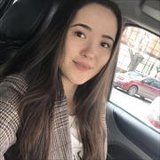Фокусник в Астрахани, Амина, 22 года