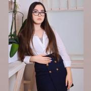 Обучение фотосъёмке в Самаре, Кристина, 20 лет