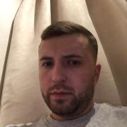 Курьерская служба в Новосибирске, Валерий, 36 лет