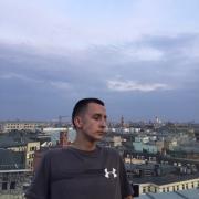 Доставка букетов из конфет в Астрахани, Владимир, 20 лет