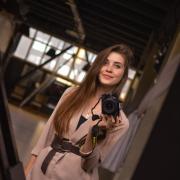 Фотосессия с ребенком в студии - Локомотив, Екатерина, 23 года