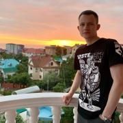 Уборка после строительства в Челябинске, Михаил, 23 года