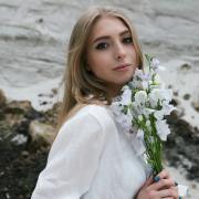 Химический педикюр в Челябинске, Анастасия, 20 лет