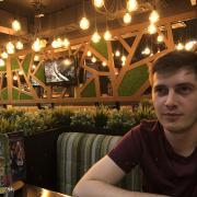 Настройка компьютера в Томске, Сергей, 26 лет