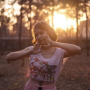 Обучение современным танцам в Оренбурге, Александра, 19 лет