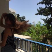 Осветление волос в Астрахани, Дарья, 20 лет