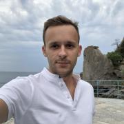 Оформление канала Twitch, Дмитрий, 32 года