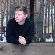 Обучение бизнес тренера в Новосибирске, Антон, 23 года