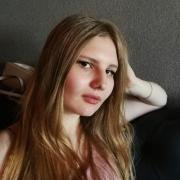 Уборка после пожара в Хабаровске, Дарья, 22 года